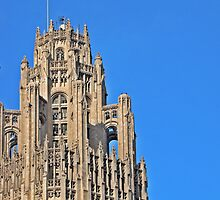 Tribune Tower by JCBimages