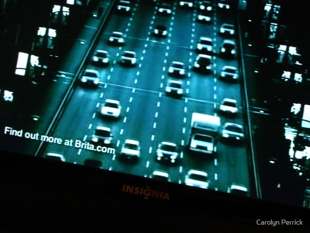 Traffic by Carolyn Perrick