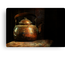 Put the Kettle On Canvas Print