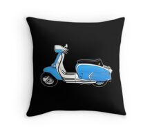 ASD Scooter Designs - Jet200 with SX side panels Throw Pillow