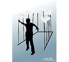 Chill - Card Photographic Print