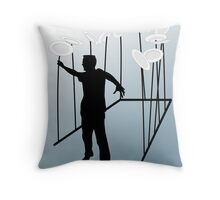 Chill - Card Throw Pillow