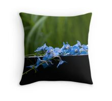 Rain8 Throw Pillow