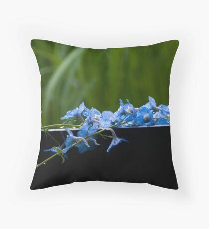 Rain8 Throw Pillow