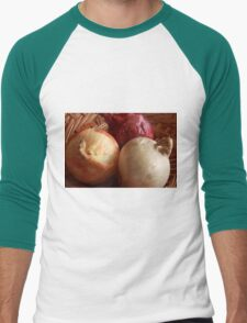 Red, White and Yellow Onions T-Shirt