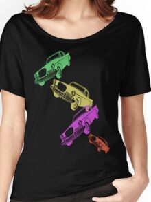 Vintage Cadillac T-Shirt Women's Relaxed Fit T-Shirt