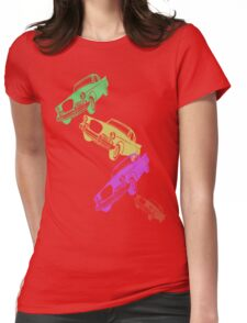 Vintage Cadillac T-Shirt Womens Fitted T-Shirt