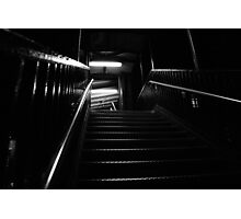Stair master Photographic Print