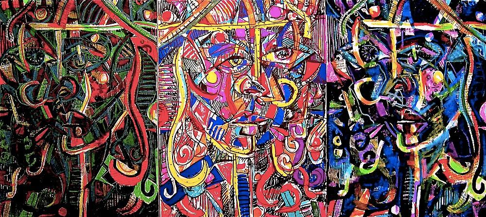 Triptych  by bhutch7