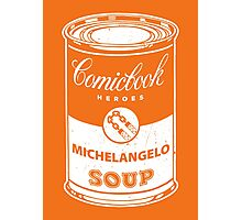 Mikey Soup Photographic Print
