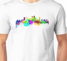 Boston USA Skyline Unisex T-Shirt