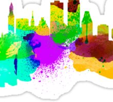 Boston USA Skyline Sticker