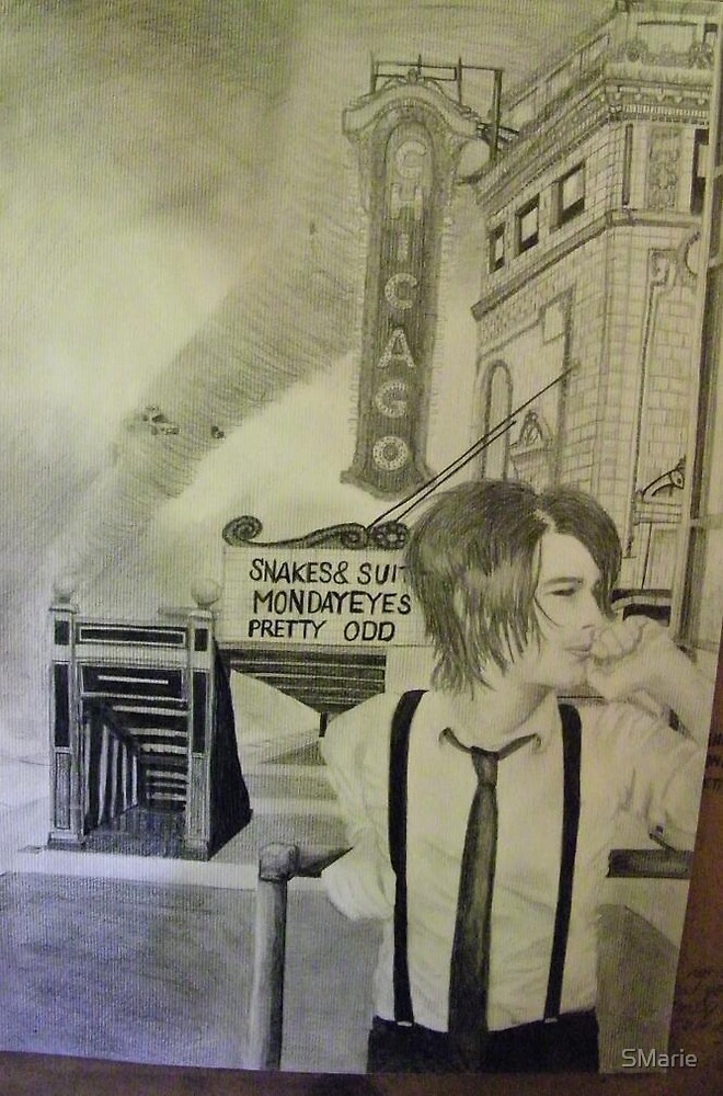 Windy City; William Beckett in Chicago by SMarie