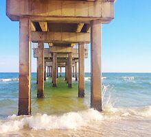 Ocean Pier by haleeec