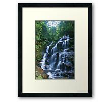 Sylvia Falls Framed Print