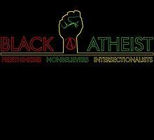 Black Atheist Banner by black-atheist