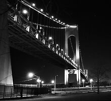 Verrazano Bridge by QuietStorm