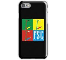 FSC Custom Scooters  iPhone Case/Skin