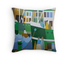 HOBART FERRIES 1931 Throw Pillow