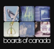 Boards of Canada by jakked123