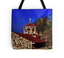 Medieval Church St Petka Kalemegdan Belgrade Tote Bag