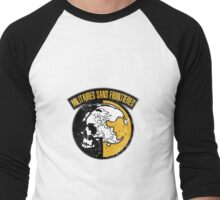 MGS - MSF Logo Men's Baseball ¾ T-Shirt