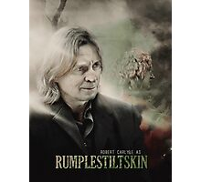 Movie Poster Style - Rumple / Robert Photographic Print