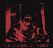 The Sisters Of Mercy - The Worlds End - Body Electric - Adrenochrome by createdezign