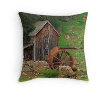 Sixies Mill Throw Pillow