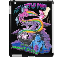 """Rescue at Midnight Castle """"band tee"""" iPad Case/Skin"""