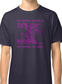The Sisters Of Mercy - The Worlds End - The Reptile House EP Classic T-Shirt