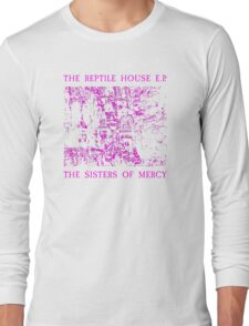 The Sisters Of Mercy - The Worlds End - The Reptile House EP Long Sleeve T-Shirt