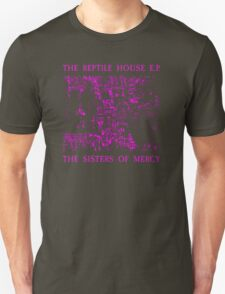 The Sisters Of Mercy - The Worlds End - The Reptile House T-Shirt