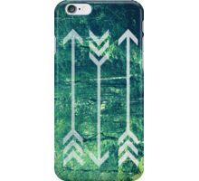 Arrow Background iPhone Case/Skin
