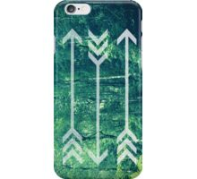 Arrow Background iPhone Case/Skin