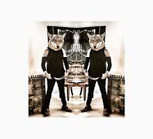 QUINN THE WOLF -MANIMAL SERIES Unisex T-Shirt