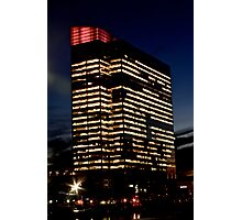 Pavonia Newport Office Building Photographic Print