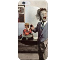 Uncle Bobs Office Party 2. iPhone Case/Skin