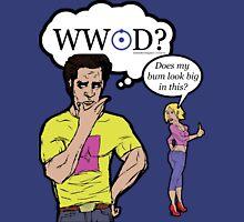 What Would John Do? Big Bum variant Unisex T-Shirt