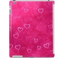 Clouds of Hearths  iPad Case/Skin
