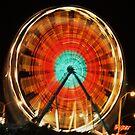 Ferris Wheel by Diana Forgione