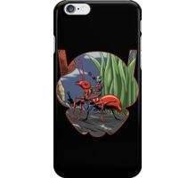 Scott Lang Crossing The Back Yard iPhone Case/Skin