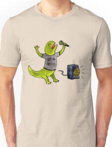 Karaoke Newt Unisex T-Shirt