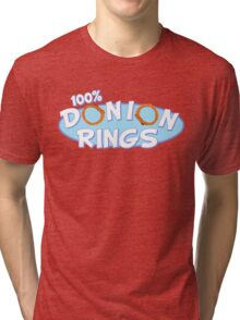 Donion Rings Tri-blend T-Shirt
