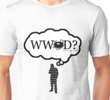 What Would The Flying Spaghetti Monster Do? Unisex T-Shirt