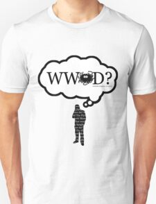 What Would The Flying Spaghetti Monster Do? T-Shirt