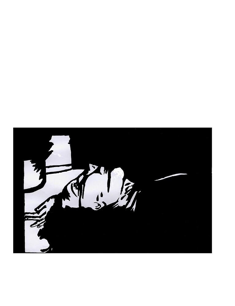 Art Noir Murder by Kyleacharisse