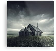The Safest Place Metal Print