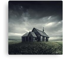 The Safest Place Canvas Print