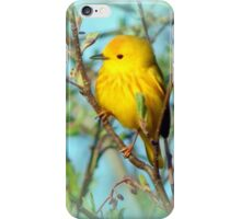 On the branch iPhone Case/Skin